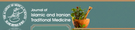 Journal of Islamic and Iranian Traditional Medicine